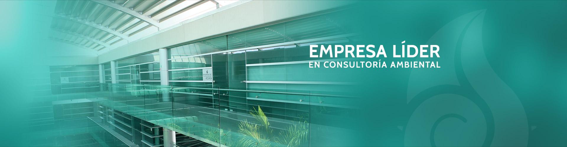 Empresa líder en consultoría ambiental.